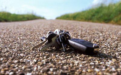 ¿Qué  hacer si has perdido las llaves del coche?